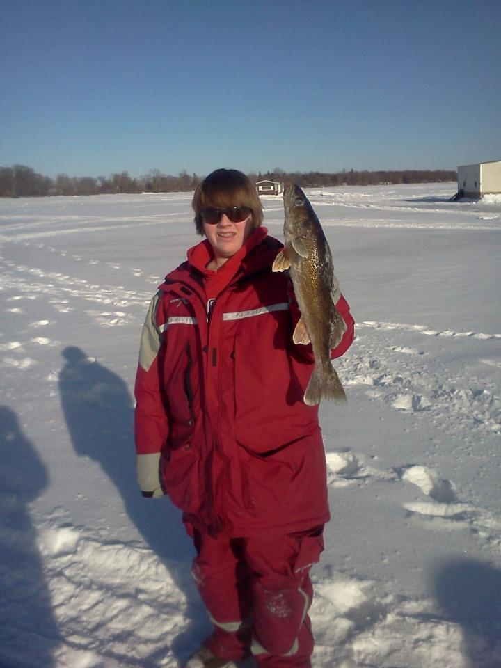 Lake mille lacs ice fishing photo gallery wilderness for Mille lacs ice fishing report